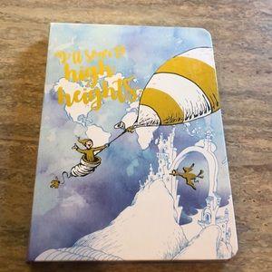 NEW Dr Seuss Lined Journals